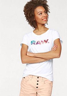 G-Star Tričko s kulatým výstřihem »Rovi«