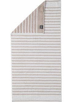 Cawö Pruhované uteráky »Breton«