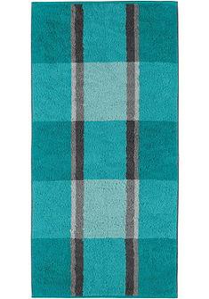 Cawö Kockované uteráky »Brilliant«