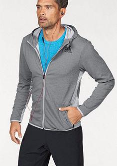 adidas Performance Športová mikina s kapucňou »WORKOUT FZ CLIMACOOL«