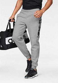 adidas Performance Tepláky »ESSENTIALS CAMO TAPERED PANT FLEECE«