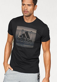 adidas Performance Tričko »ESSENTIALS CATEGORY REGULAR TEE«
