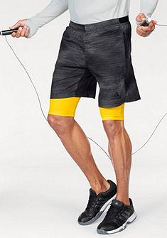 adidas Performance Športové šortky »SPEEDBREAKER CLIMACOOL 2IN1 GFX«