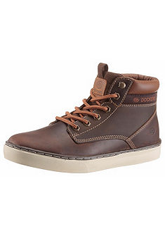Dockers by Gerli Šnurovacie topánky, vyšúchaný vzhľad