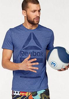 Reebok Tričko s okrúhlym výstrihom »SPEEDWICK BLEND GRAPHIC TEE«