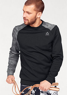 Reebok Mikina »QUICK COTTON CREW NECK«