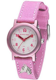 Jacques Farel Náramkové hodinky Quarz »ORG 8821«