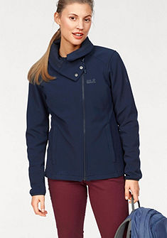 Jack Wolfskin Softshell bunda »ELEMENT VALLEY WOMEN«