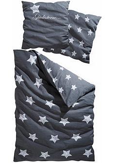 Obojstranná posteľná bielizeň, my home Selection »šťastná hviezda«