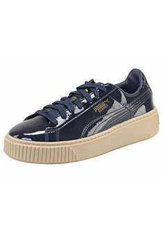 PUMA sneaker cipő »Basket Platform Patent Wn´s«