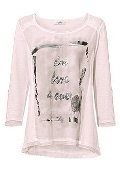 LINEA TESINI by Heine nyomott mintás póló
