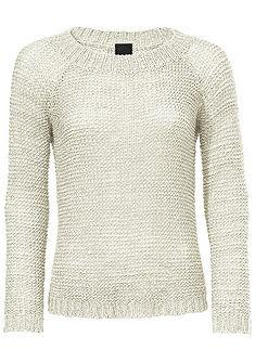 B.C. BEST CONNECTIONS by heine Pletený pulovr s kulatým výstřihem