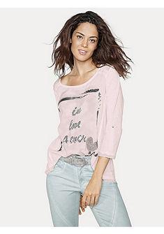 LINEA TESINI by heine Vzorované tričko