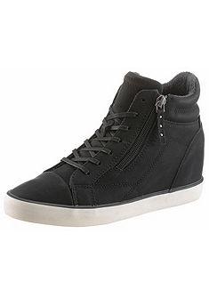 Esprit Šněrovací boty vyššího střihu »Star Wedge«
