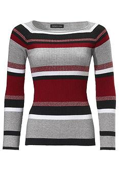 PATRIZIA DINI by heine Pruhovaný pulovr