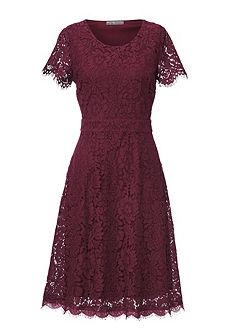 ASHLEY BROOKE by heine Formující krajkové šaty