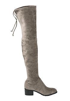 heine Kozačky nad kolená