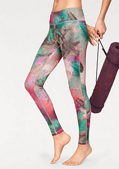 Reebok Legíny »LUX BOLD TIGHT-CHALKED«