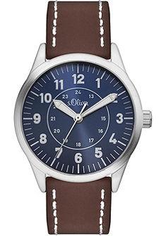 s.Oliver RED LABEL Náramkové hodinky Quarz »SO-3112-PQ«