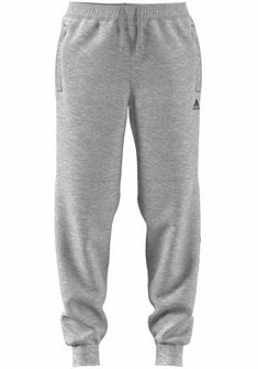 adidas Performance Nohavice na jógu »ESSENTIALS LINEAR TAPERED PANT FRENCH TERRY«