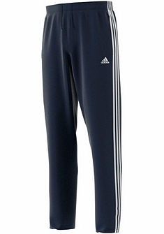 adidas Performance Sportovní kalhoty »ESSENTIALS 3 STRIPE WOVEN PANT«