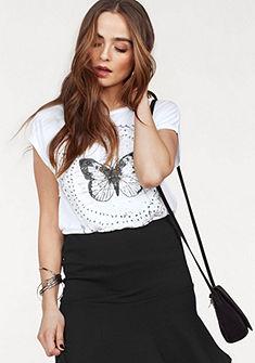 Vero Moda Tričko s okrúhlym výstrihom »FELINA«