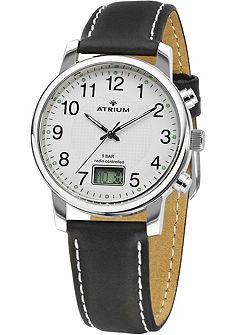 Atrium Rádiom riadené náramkové hodinky »A25-10«