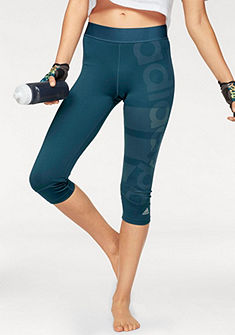 adidas Performance funkcionális nadrág »TECHFIT CAPRI BADGEOF SPORT«