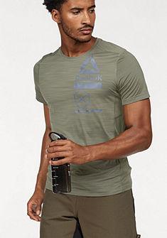 Reebok Sportovní tričko »ACTIVCHILL ZONED GRAPHIC TEE«