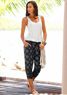 LASCANA Capri kalhoty