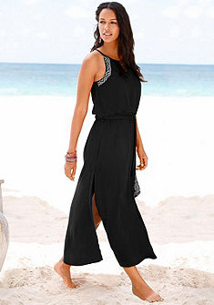 s.Oliver RED LABEL Plážové dlouhé šaty