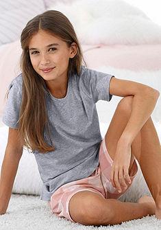 s.Oliver RED LABEL Bodywear Krátké pyžamo