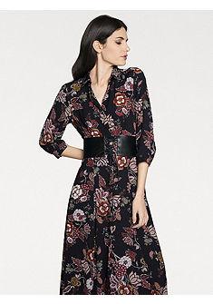 RICK CARDONA by heine Vzorkované šaty patentkami
