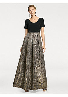 ASHLEY BROOKE by heine Večerní šaty se štrasovou aplikací