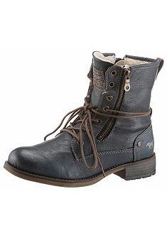 Shoes Šněrovací boty vyššího střihu