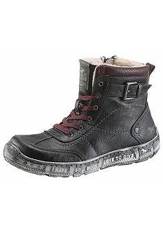 Mustang Shoes Šněrovací topánky