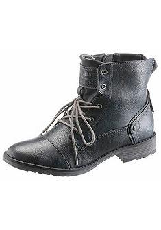 Mustang Shoes Šnurovacie topánky