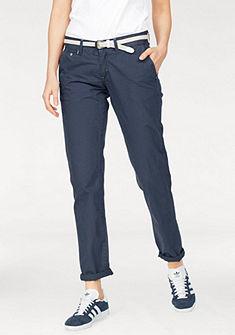 TIMEZONE Kalhoty ve stylu Chino (spolu s páskem)
