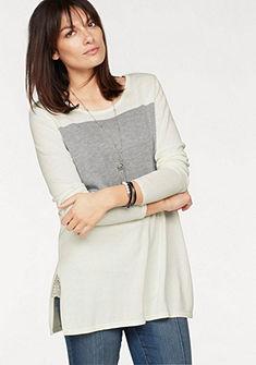 Boysen's Dlouhý pulovr »barevné bloky«