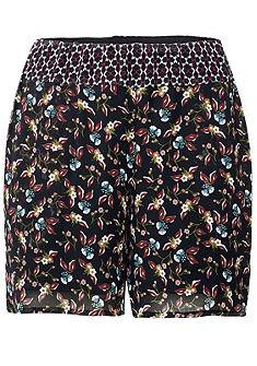 B.C. BEST CONNECTIONS by heine Vzorované krátké kalhoty