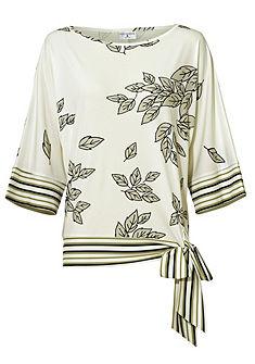 RICK CARDONA by heine Vzorované tričko s raglánovými rukávy