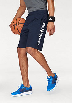 adidas Performance Krátké kalhoty »ESSENTIALS LINEAR SINGLE JERSEY SHORT«