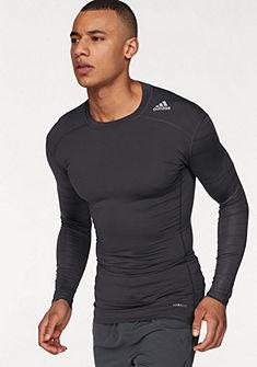 adidas Performance Sportovní tričko »TECHFIT BASE LONG SLEEVE TEE PRINT«