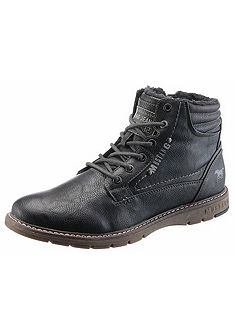 Mustang Shoes Šněrovací kotníčková obuv