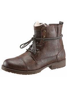 Shoes Zateplené šněrovací boty vyššího střihu