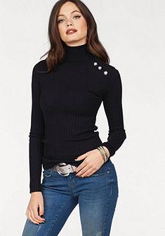 Melrose garbónyakú pulóver