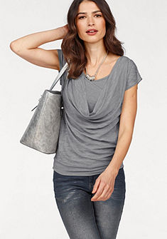 Laura Scott Dvouvrstvé tričko