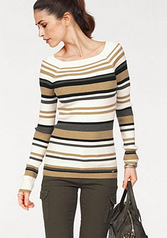 Laura Scott Pruhovaný pulovr