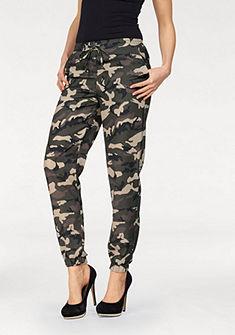 Melrose Tkané kalhoty