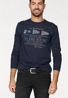 Rhode Island Tričko s dlouhými rukávy